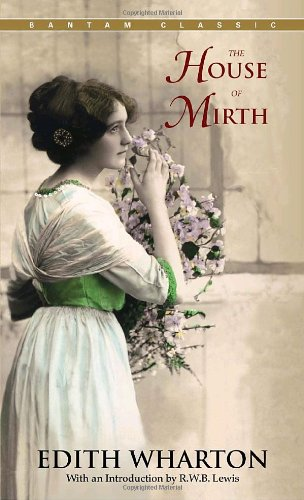 House of Mirth   1984 edition cover