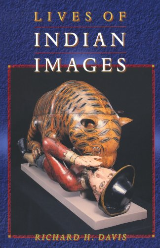Lives of Indian Images   1997 edition cover