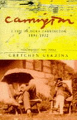 Carrington: A Life of Dora Carrington,1893-1932 N/A edition cover