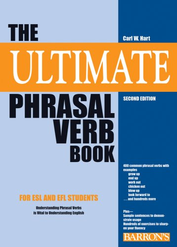 Ultimate Phrasal Verb Book  2nd 2009 (Revised) edition cover