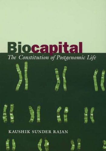 Biocapital The Constitution of Postgenomic Life  2006 (Annotated) edition cover