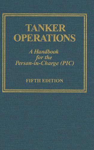 Tanker Operations   2010 edition cover