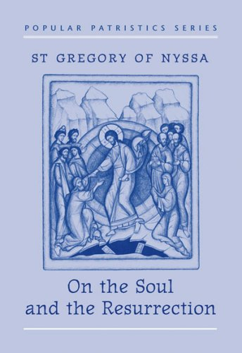 On the Soul and the Resurrection   1993 edition cover