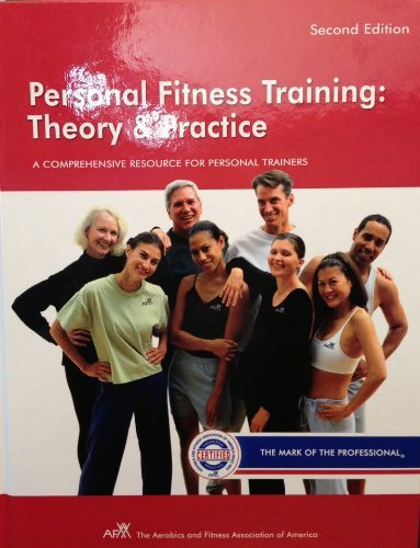 Personal Fitness Training : THeory and Practice  2006 edition cover