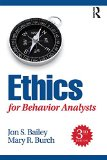 Ethics for Behavior Analysts:   2016 9781138949201 Front Cover