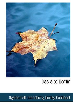 Alte Berlin N/A edition cover