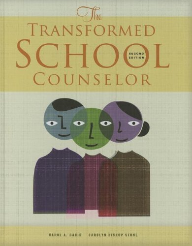 Transformed School Counselor  2nd 2012 edition cover