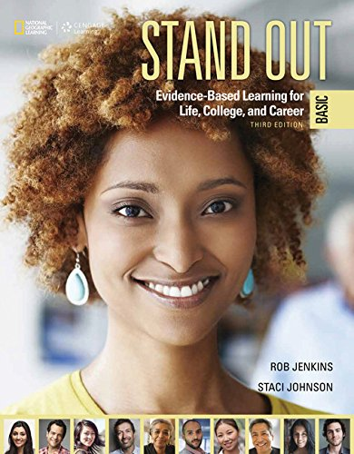 Stand Out Basic  3rd 2016 (Revised) 9781305655201 Front Cover
