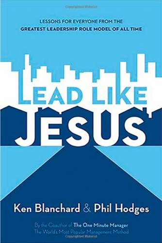 Lead Like Jesus   2008 9781400314201 Front Cover