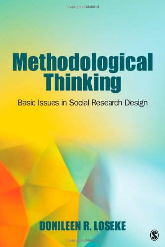 Methodological Thinking Basic Principles of Social Research Design  2013 edition cover