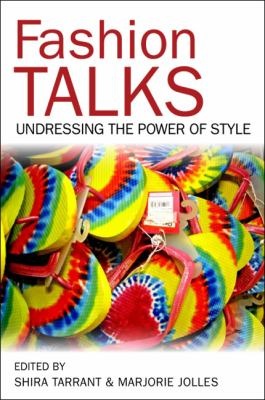 Fashion Talks Undressing the Power of Style  2012 edition cover