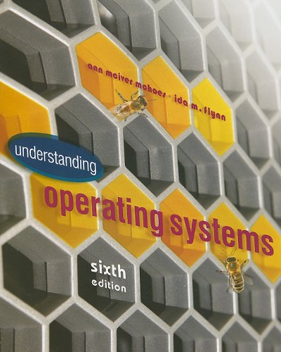 Understanding Operating Systems  6th 2011 edition cover
