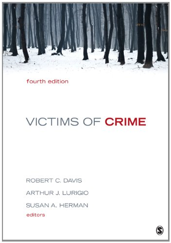 Victims of Crime  4th 2013 edition cover