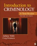 Introduction to Criminology A Text/Reader 3rd 2014 edition cover
