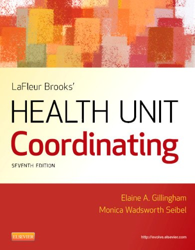 LaFleur Brooks' Health Unit Coordinating  7th 2014 edition cover