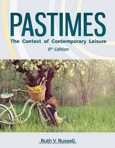 PASTIMES                                N/A 9781571678201 Front Cover