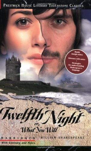 Twelfth Night or, What You Will - Literary Touchstone Classic (Perfect Paperback) 1st edition cover