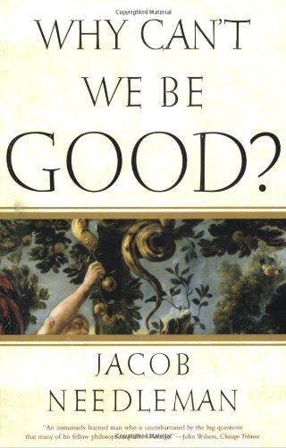 Why Can't We Be Good?   2008 edition cover