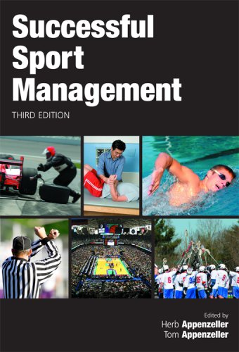 Successful Sport Management 3rd 2008 9781594604201 Front Cover