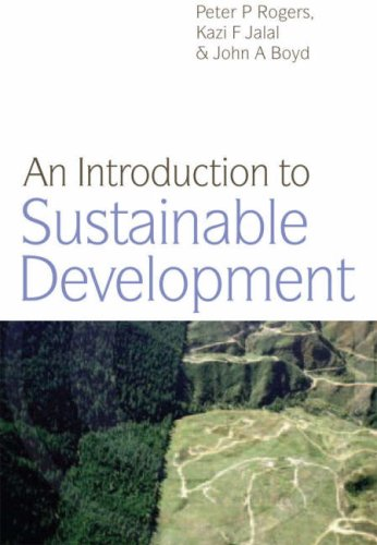 Introduction to Sustainable Development   2008 9781844075201 Front Cover
