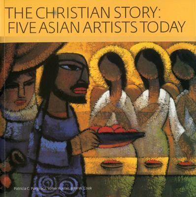 Christian Story Five Asian Artists Today  2007 edition cover