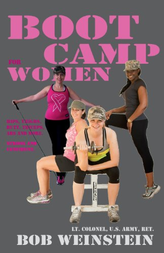 Boot Camp for Women Hips, Thighs, Butt, Triceps, Abs and More. Strong and Confident  2013 9781935759201 Front Cover
