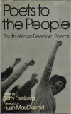 Poets to the People South African Freedom Poems  1974 edition cover