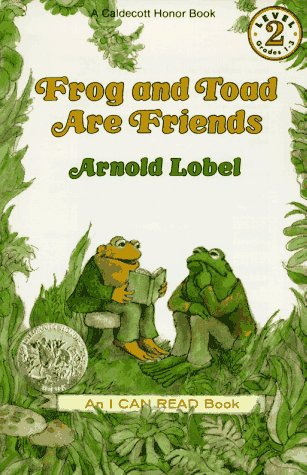 Frog and Toad Are Friends  N/A 9780064440202 Front Cover
