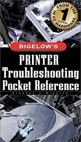 Printer Troubleshooting Pocket Reference   1999 9780071354202 Front Cover