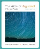 The Aims of Argument: A Text and Reader  2014 edition cover