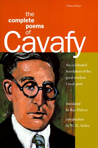 Complete Poems of Cavafy Expanded Edition  1976 (Expanded) edition cover