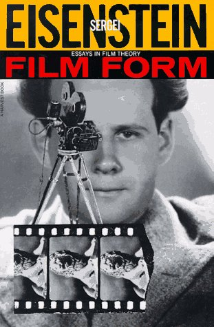 Film Form Essays in Film Theory Reprint edition cover