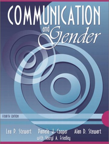 Communication Between the Sexes  4th 2003 (Revised) edition cover