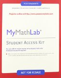 Using and Understanding Mathematics A Quantitative Reasoning Approach, Books a la Carte Edition Plus NEW MyMathLab with Pearson EText -- Access Card Package 6th 2015 edition cover