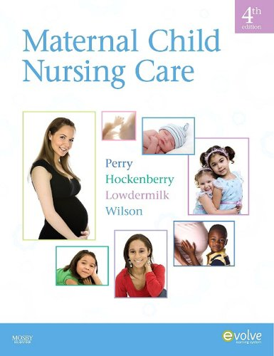 Maternal Child Nursing Care  4th 2009 edition cover