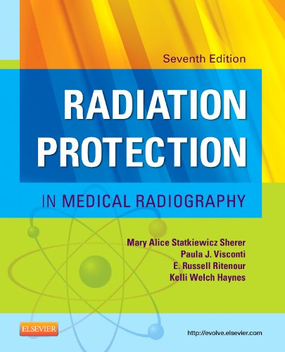 Radiation Protection in Medical Radiography  7th 2014 edition cover