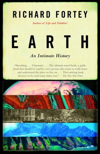 Earth An Intimate History  2005 edition cover