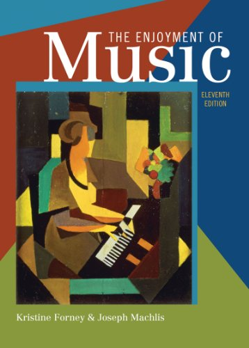 Enjoyment of Music An Introduction to Perceptive Listening 11th 2011 edition cover