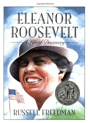 Eleanor Roosevelt A Life of Discovery  1997 edition cover