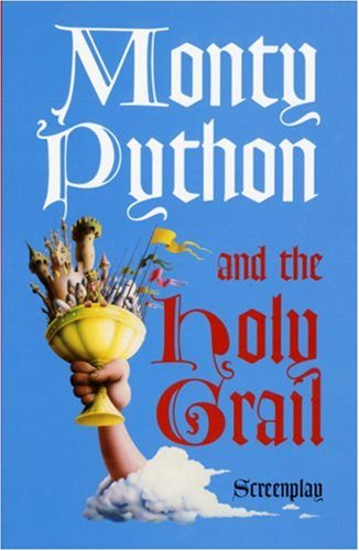 Holy Grail Just the Screenplay  2002 edition cover