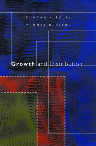Growth and Distribution   1999 edition cover