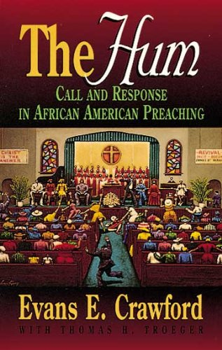 Hum Call and Response in African American Preaching N/A edition cover