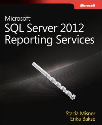 Microsoft SQL Server 2012 Reporting Services   2013 edition cover