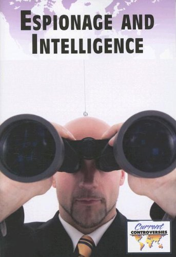 Espionage and Intelligence   2007 9780737737202 Front Cover