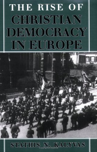 Rise of Christian Democracy in Europe   1996 edition cover