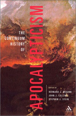 Continuum History of Apocalypticism   2003 edition cover