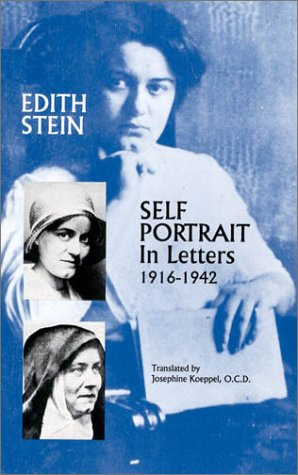 Self-Portrait in Letters, 1916-1942 1st edition cover