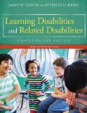Learning Disabilities and Related Disabilities: Strategies for Success  2014 edition cover