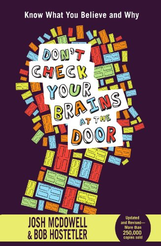 Don't Check Your Brains at the Door   2011 9781400317202 Front Cover
