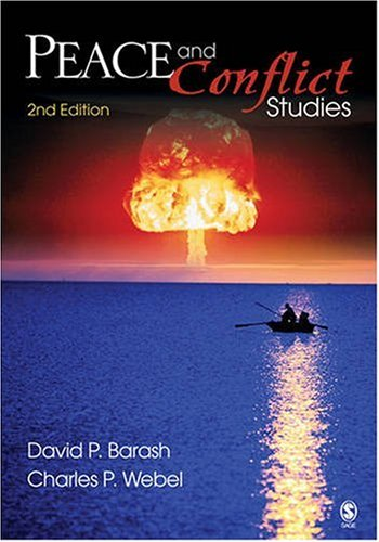 Peace and Conflict Studies  2nd 2009 edition cover